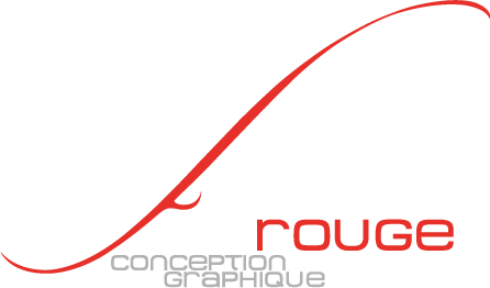 Fil rouge conception graphique logo