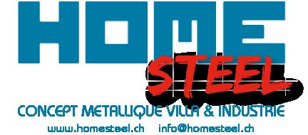 Home Steel logo